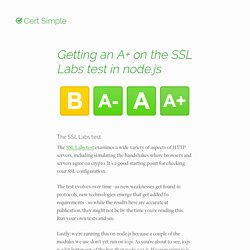 The fastest, simplest way to get an EV SSL certificate