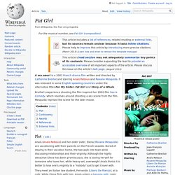 Fat Girl - Wikipedia
