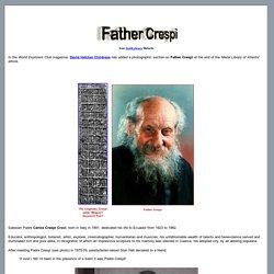 Father Crespi