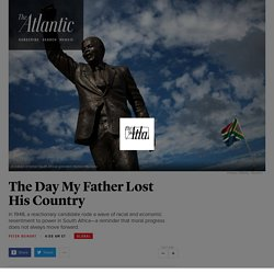 The Day My Father Lost His Country - The Atlantic
