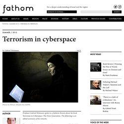 Fathom – Terrorism in cyberspace