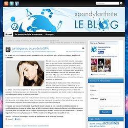 La fatigue au cours de la SPA » Spondylarthrite - le blog !