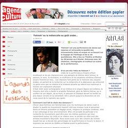 'Fatmeh' ou la mélancolie au goût arabe…