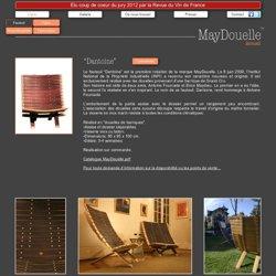 Fauteuil Dantoine - Le mobilier design des Grands Vins... Fauteuil bois, Chaise bois.