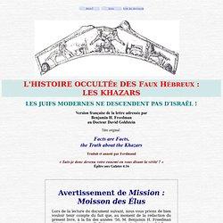 Benjamin Freedman Les faux Hebreux