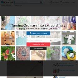 Home and Garden DIY Ideas, Photos and Answers