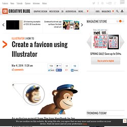 Create a favicon using Illustrator