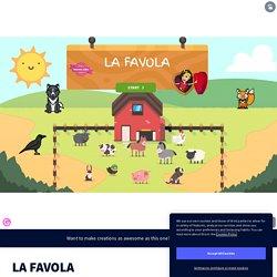 LA FAVOLA by Maestra Alice on Genially