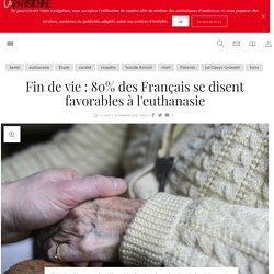Fin de vie : 80% des Français se disent favorables à l'euthanasie - La Parisienne