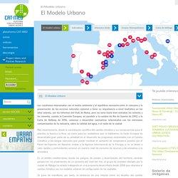 El Modelo urbano favorece la cohesión social y calidad de vida