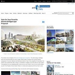Vote for Your Favorite Atlanta Bridgescape Proposal
