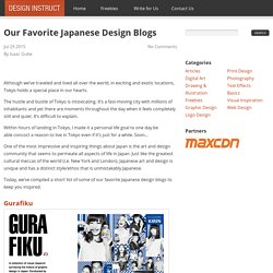 Our Favorite Japanese Design Blogs