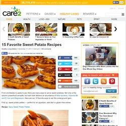 15 Favorite Sweet Potato Recipes