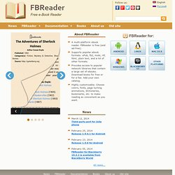 FBReader | Free e-Book Reader