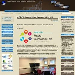 L'espace Future Classroom Lab