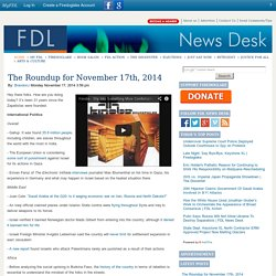 FDL News Desk