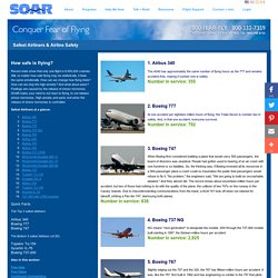 Fear of Flying - Research - SOAR