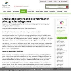 Fear of Photographs