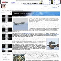 Boeing: News Feature - F-4 Phantoms Phabulous 40th Home