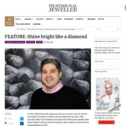 FEATURE: Shine bright like a diamond