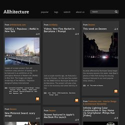 featured | Allhitecture