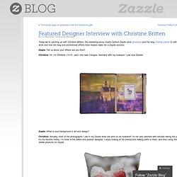 Featured Designer Interview with Christine Britten