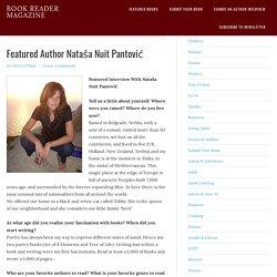 Featured Author Nataša Nuit Pantović – Book Reader Magazine