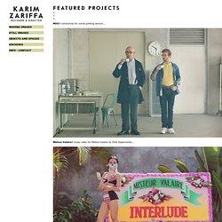 Karim Charlebois-Zariffa / Graphic & Motion design