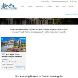 Featured Properties – Home Sales in LA