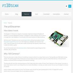 Pi3Dscan