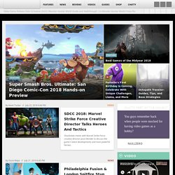 Shacknews.com - Video Game News, Trailers, Game Videos, and Files - StumbleUpon