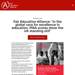 News and Features — Fair Education Alliance