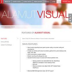 Interactive Biosoftware - Alamut