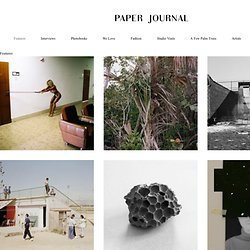 Features « Paper Journal