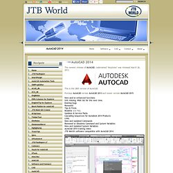 AutoCAD 2014 Tips&Tricks