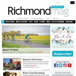 News and Features - Richmond Magazine