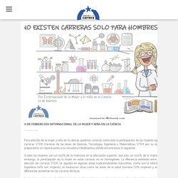 11 de febrero día internacional de la mujer y niña en la ciencia – Por Una Carrera