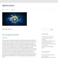 digitala visioner