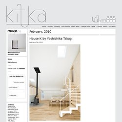2010 February at KITKA design toronto