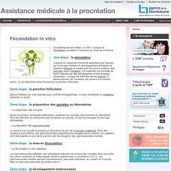 Procréation médicaleAssistance médicale à la procréation