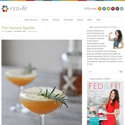 Fed & FitThe Harvest Sparkle - Fed & Fit