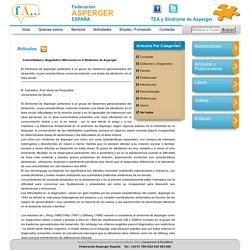 Federación ASPERGER España - Detalle articulo
