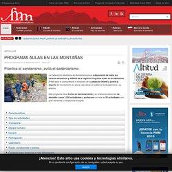 Federación Madrileña de Montañismo - Federación Madrileña de Montañismo