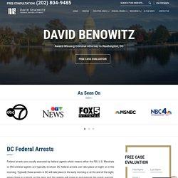 Federal Defense in Washington DC