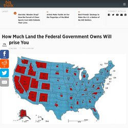 How Much Land the Federal Government Owns Will Surprise You