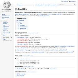 Federal One