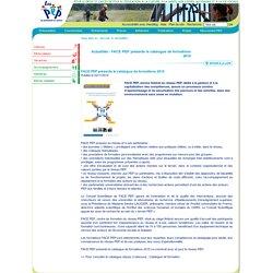 Fédération des PEP - Actualités - FACE PEP présente le catalogue de formations 2015