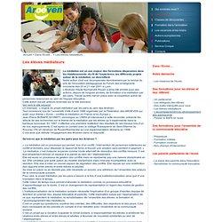 Aroéven - Les élèves médiateurs