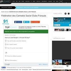Fédération des Cannabis Social Clubs Français