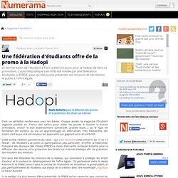 Une fédération d'étudiants offre de la promo à la Hadopi
